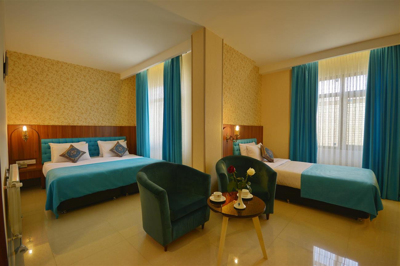 هتل ارگ شيراز